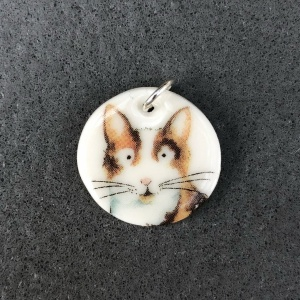 Assorted Cat Pendants