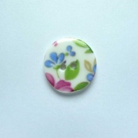 Florence Small Circular Button