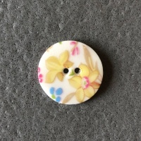 Florence Smaller Medium Circular Button