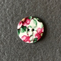 Spring Sprig Smaller Medium Button