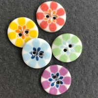 Flower Power Small Circular Assorted