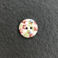 Soft Sprig Small Circular Button