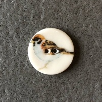 Sparrow smaller medium circle button